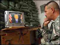 Bush Address on TV