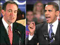 Huckabee and Obama