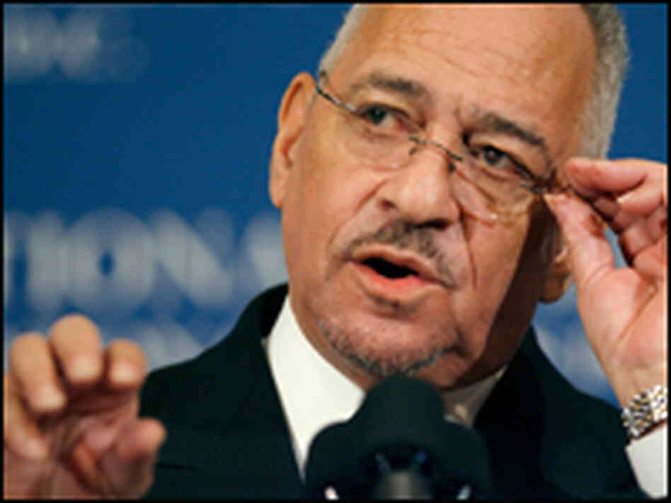 Hide caption rev jeremiah wright addresses the national press club on
