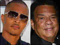 T.I and Andrew Young