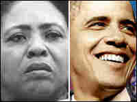 Fannie Lou Hamer and Barack Obama