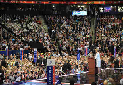 RNC Floor / Credit: Getty Images
