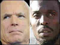 John McCain and Omar Little