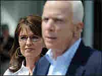 Sarah Palin and Sen. John McCain