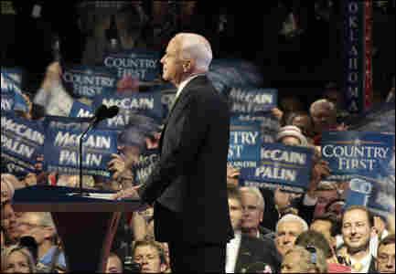 John McCain / Credit: Getty Images