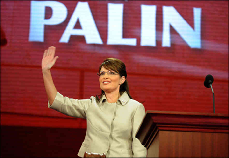 Gov. Palin / Credit: Getty Images