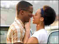 Nate Parker (left) and Alicia Keys star in 'The Secret Life of Bees'
