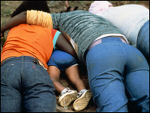 aftermath of the Jonestown tragedy