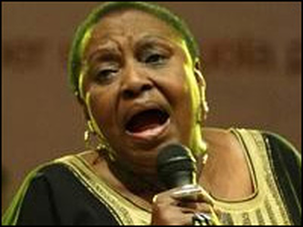 Miriam Makeba is a woman whose influence extends far beyond the world of music. (Getty Images)