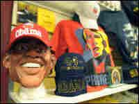 Barack Obama souvenirs
