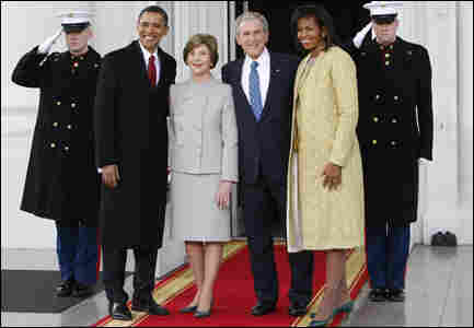 The Bushes and Obamas