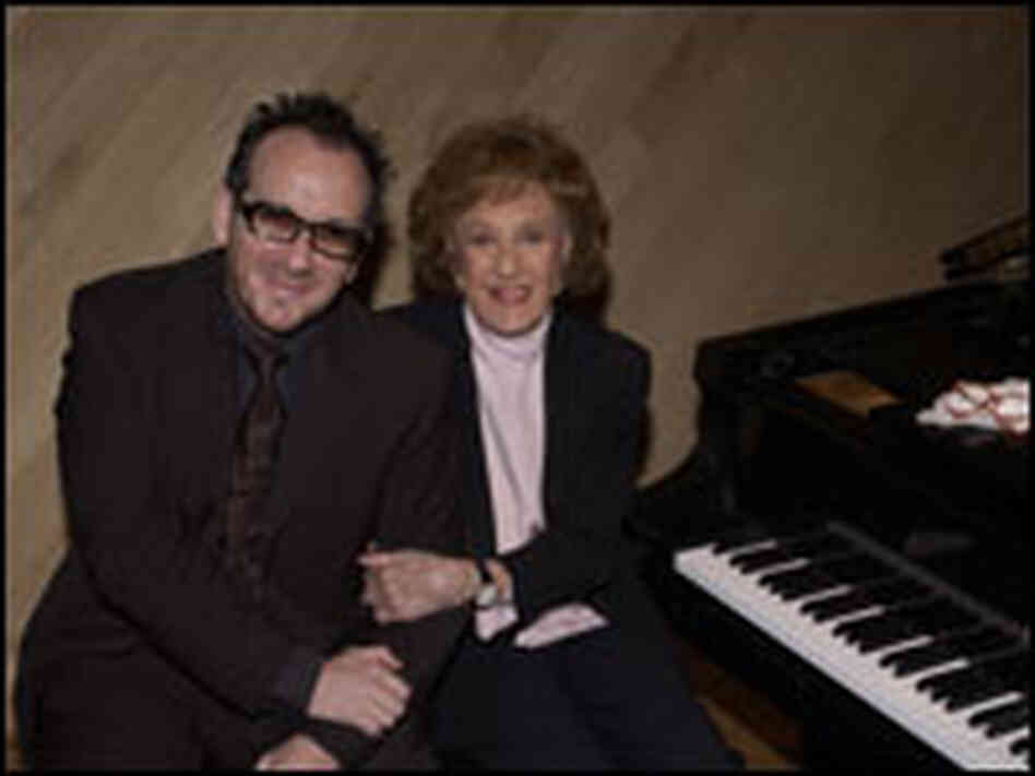 Elvis Costello with Marian McPartland
