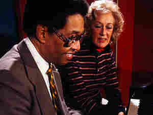 Billy Taylor and Marian McPartland