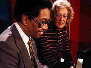 Billy Taylor and Marian McPartland