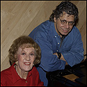 Chick Corea and Marian McPartland