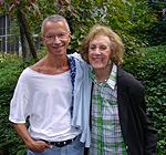 Keith Jarrett and Marian McPartland