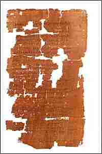 A page from the restored gospel.