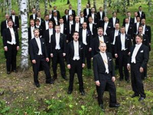 The YL Male Voice Choir