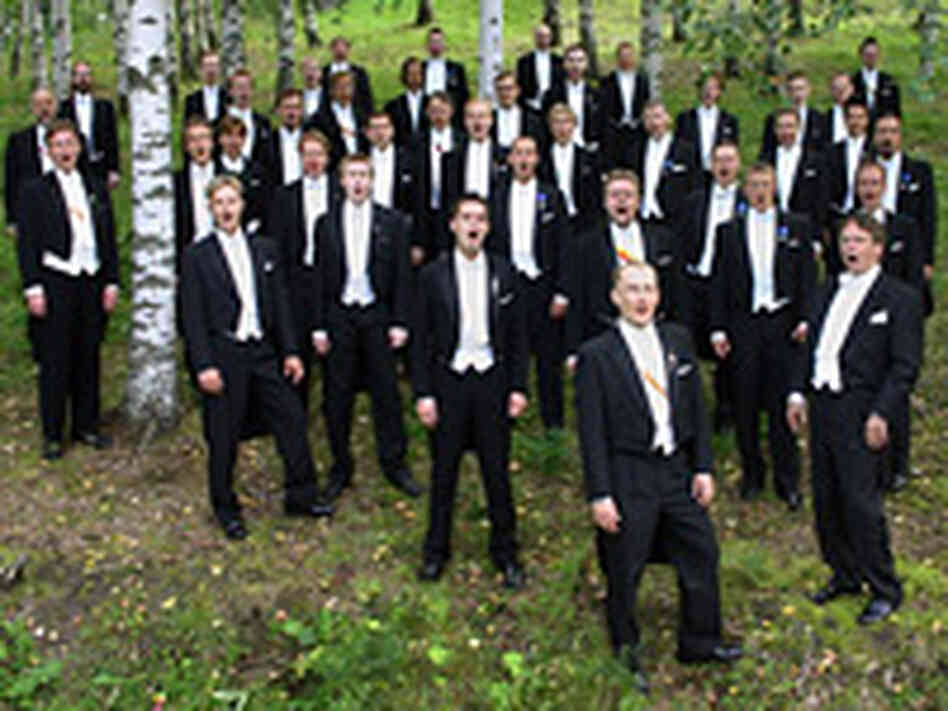 The YL Male Voice Choir