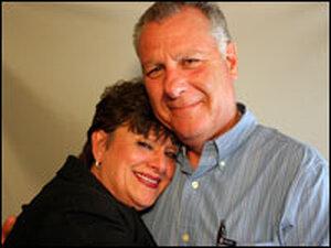 Myra Dean and Gary Jamison