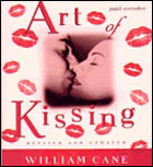 Cover for 'The Art of Kissing'