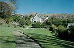 The house at Rydal Mount