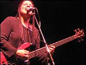 Singer-songwriter-author Laura Love