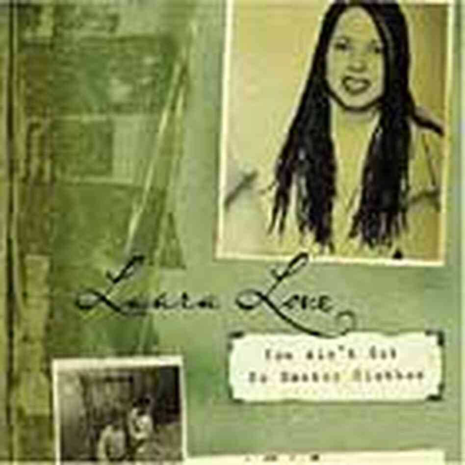 Cover for Laura Love's CD 'You Ain't Got No Easter Clothes'