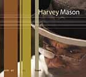Cover of the Harvey Mason CD 'With All My Heart'