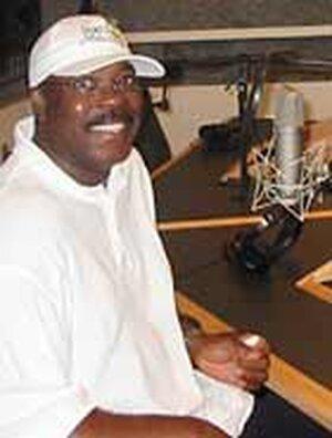 Harvey Mason in the NPR West studios in Culver City, Calif.