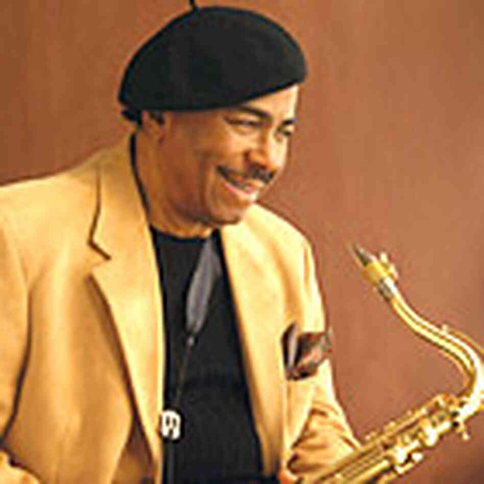 Benny Golson's new CD 'Terminal 1' is his first in three years.