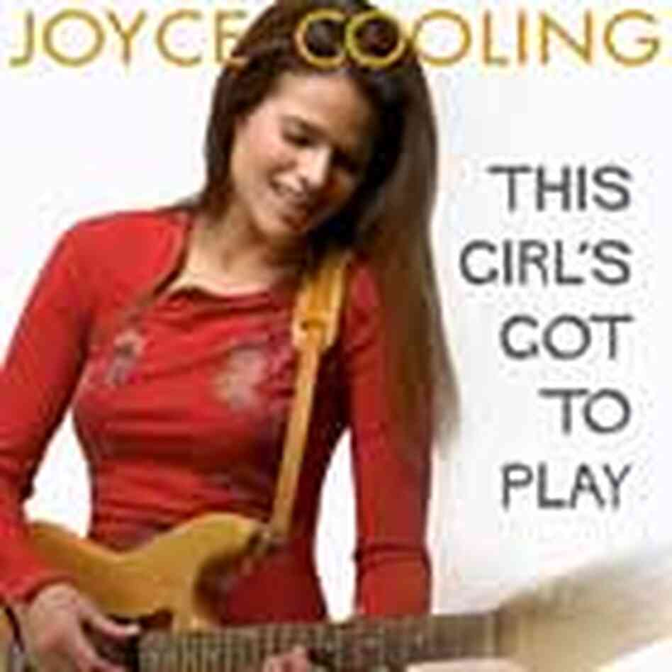 Cover of Joyce Cooling's CD 'This Girl's Got to Play'