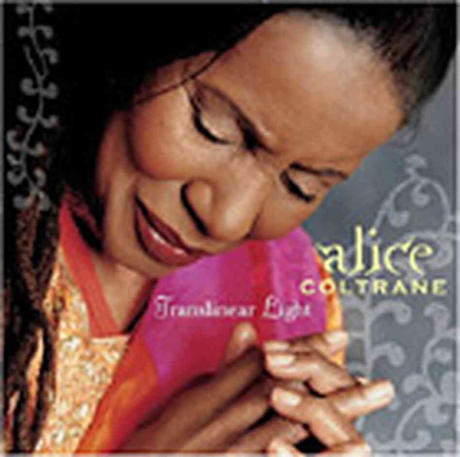 Cover for Alice Coltrane's 'Translinear Light'