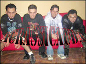 Band photo of Acrassicuada