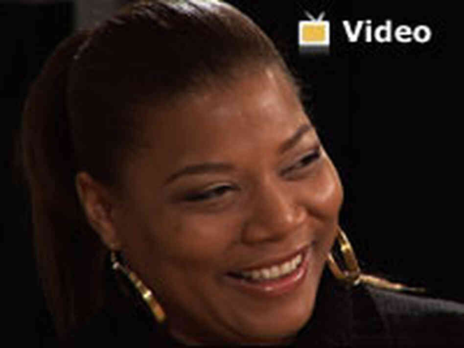 Queen Latifah clip