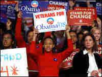 Obama Supporters in S.C. EMMANUEL DUNAND/AFP/Getty Images.