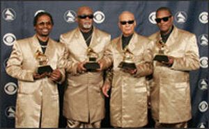 Blind Boys Grammy win