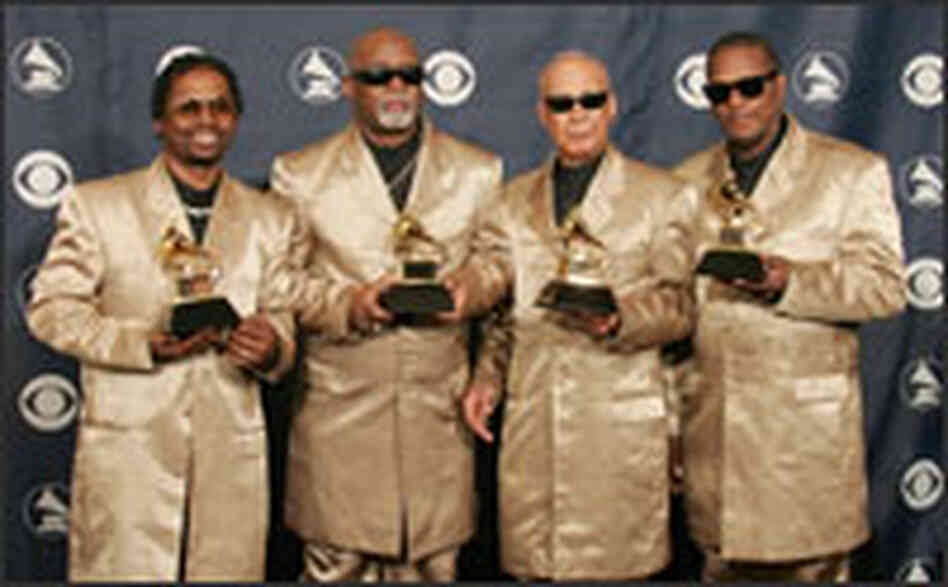 Blind Boys Grammy