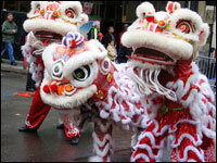 Chinese Celebrate Year of the Rat : NPR