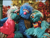 Sesame Street Makes A Place For Military Families Npr