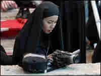 Detained U.S. journalist Roxana Saberi