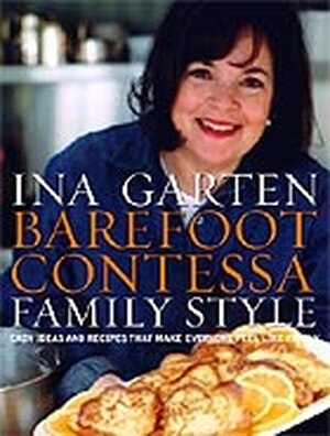 cookbook cover for Barefoot Contessa Family Style