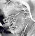 Theodor Seuss Geisel in 1986 photo.