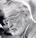 Theodor Seuss Geisel in a 1986 photo.