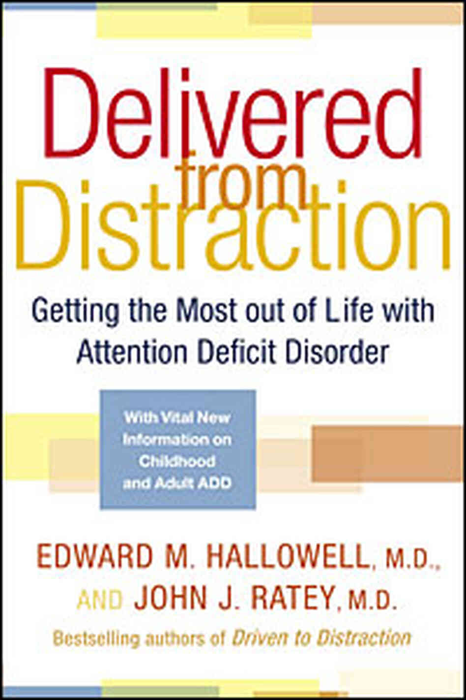 Cover of 'Delivered from Distraction'
