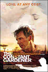 Poster for 'The Constant Gardener'