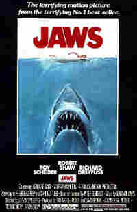 Poster from 1975's 'Jaws'