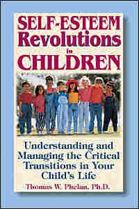 Cover of 'Self-Esteem Revolutions in Children'