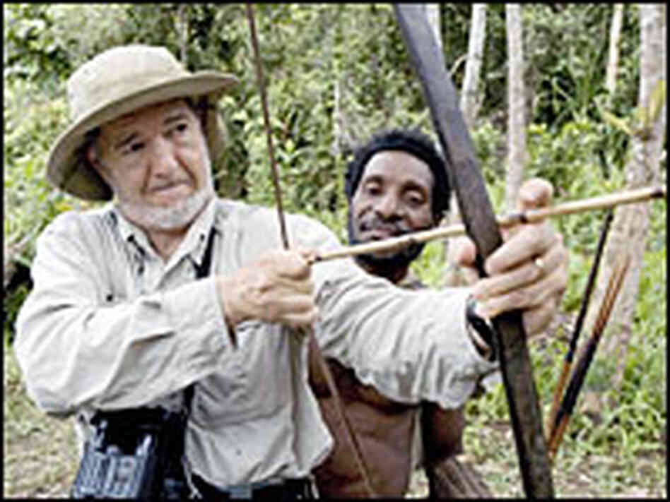 Jared Diamond in 'Guns, Germs and Steel'