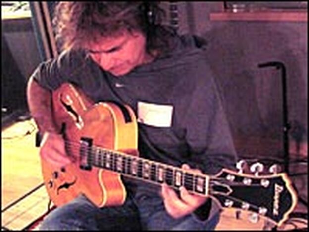 Pat Metheny performs live in NPR's Studio 3A.